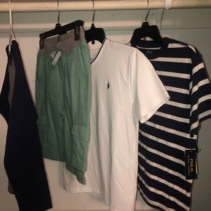Boys lot size 12 NWT